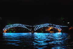 DSC_0178 China, Guilin (tango-) Tags: china bridge reflection reflections puente liriver guilin bridges ponte puentes   riflessi kina cina chine  riflesso waterreflections   ponti pechino  in wetreflections    flickrchallengegroup     fiumeli      chinachinekinaquc
