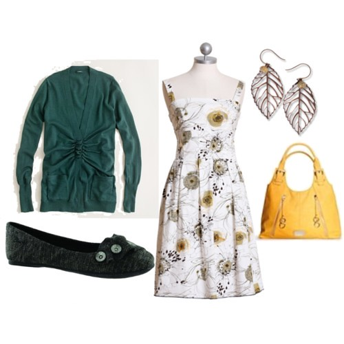 Dress You Up #3 A: Outfit #1