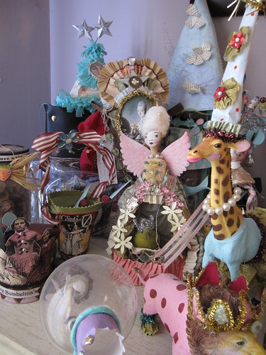 Altered Art Circus Projects!