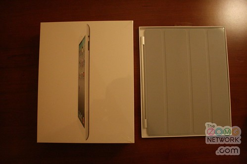 Unboxing the Apple iPad 2 – UnleashThePhones