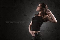 Shooting Angel (Tyke Tiler) Tags: workshop episodeii profoto pocketwizards nikon85mmf14d nikond3x nikon50mmf14g