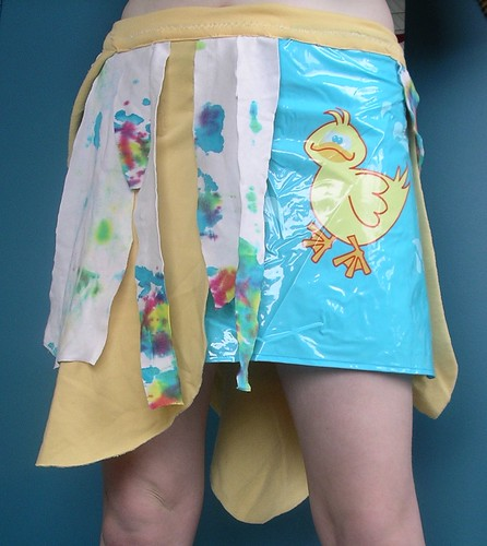 Duck skirt