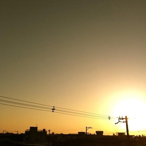 今日の写真 No.188 – 昨日Instagramへ投稿した写真(2枚)/iPhone4 + iPhoto fx