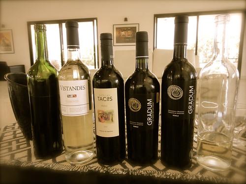 Vistandes Wine Selection