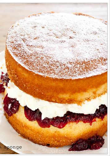 nan's victoria sponge cake recipe2
