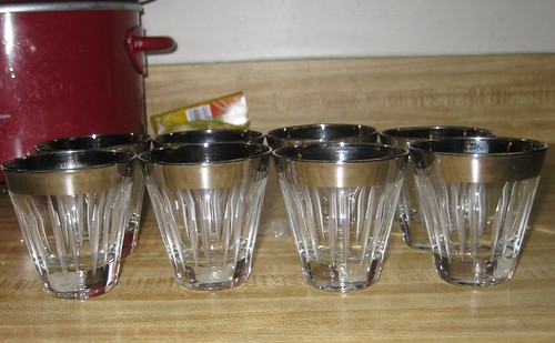 small silver rimmed glasses