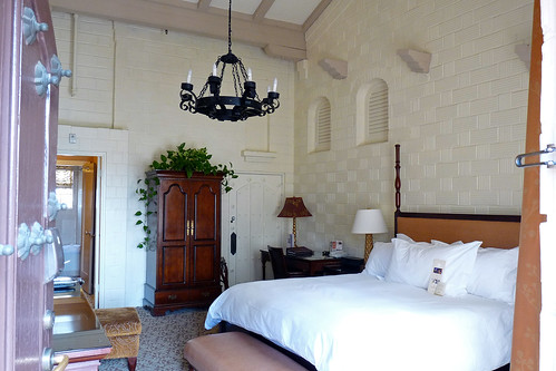 Guest Room at the Mission Inn