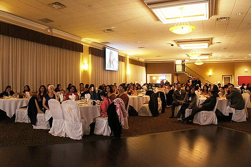 Shakti Awards 2011 Celebrated South Asian Women Achievements in Surrey Indian Community