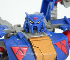 Transformers Darkmount (Straxus) Generations Deluxe - modo robot