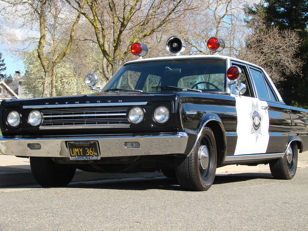 The World\'s Best Photos by Davis old police car - Flickr Hive Mind