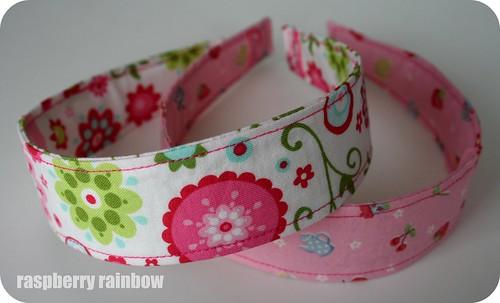 Headbands.