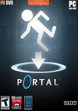 Screen Grab of Portal from Wikipedia