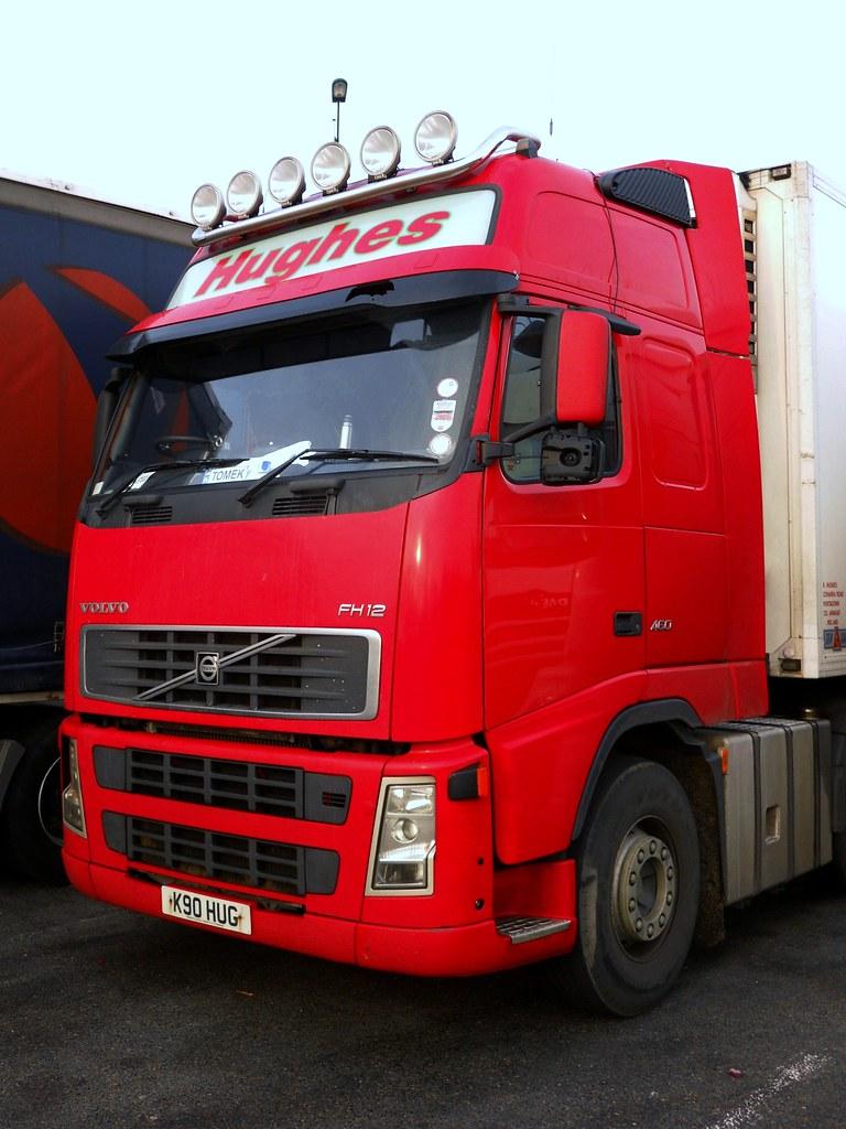 100 red volvo truck volvo trucks in washington for sale