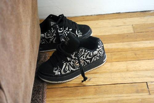 Nick's Sneakers