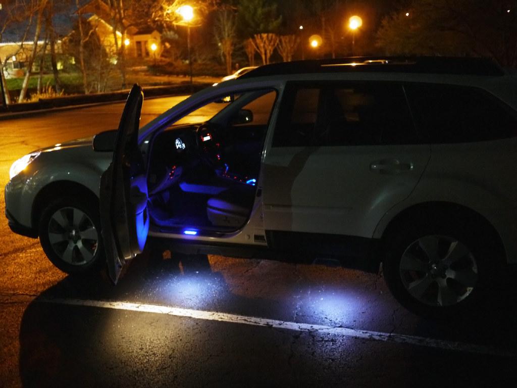 Pics Of Interior Lighting Kit Illuminated Side Sill