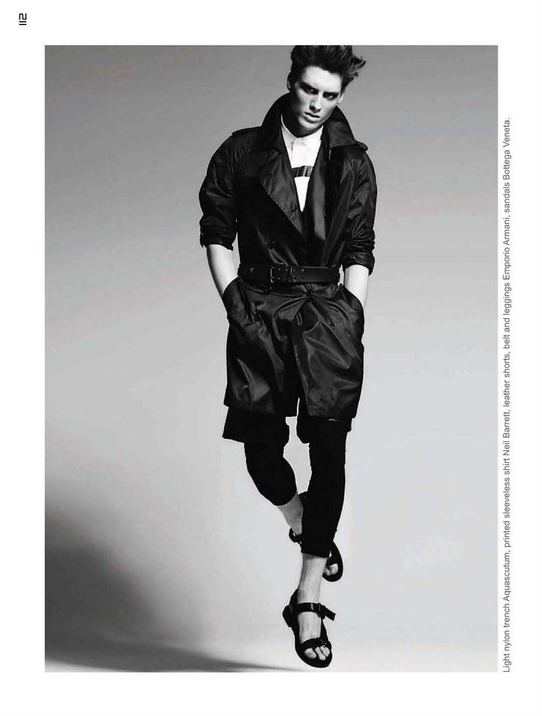 Gordon Bothe0169_Collezioni Uomo SS11_Ph Mario Gomez(Homme Model)