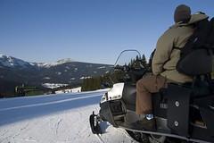 Pec pod Sněžkou tentokrát bez lyží