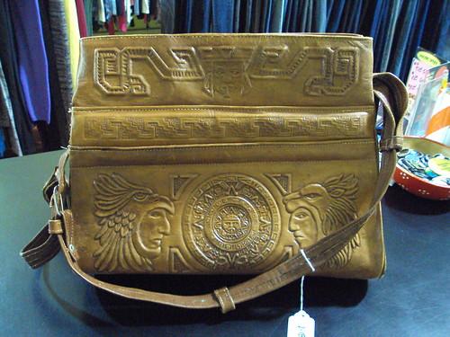 Crazy Mexican Messenger Bag (side 1)