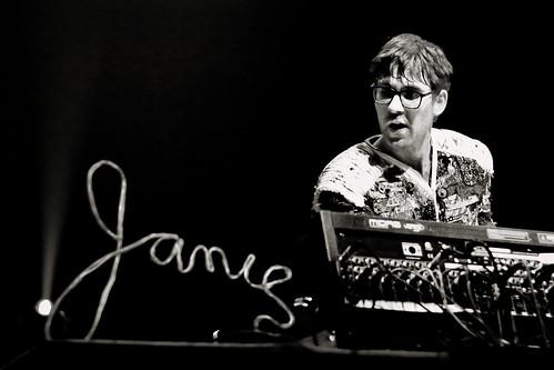 Jamie Lidell (18 Mar 11, Singapore)