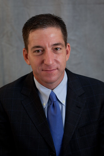 Glenn Greenwald (Photo: lannan, flickr)