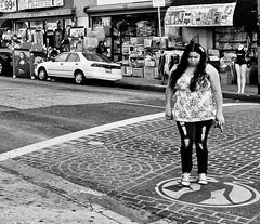 Stomp (Street Vision L.A.) Tags: street film 35mm canon lumix 50mm la losangeles nikon pentax streetphotography streetportrait vision 24mm ilford streetwalk ultramax lx5 g10g9 streetvisionla