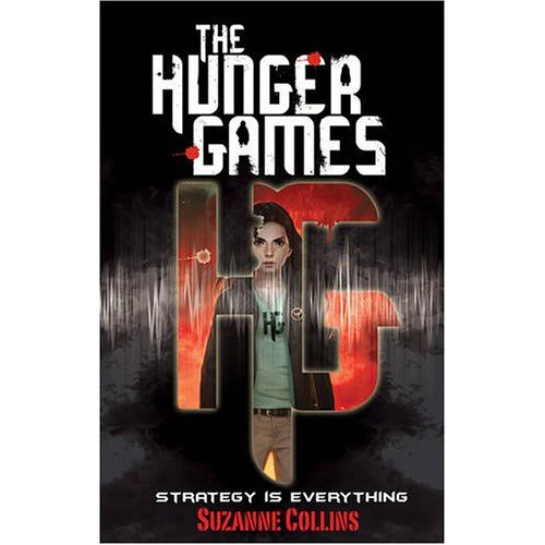 the hunger games, uk cover