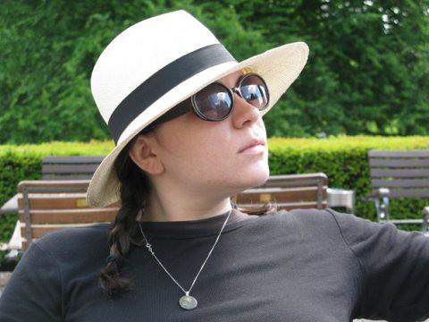 Elena Orson Welles Hat