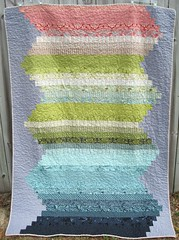 Neptune Wave Quilt Front