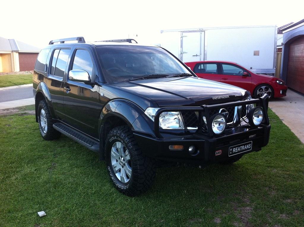2006 R51 Pathfinder Ti Diesel Black