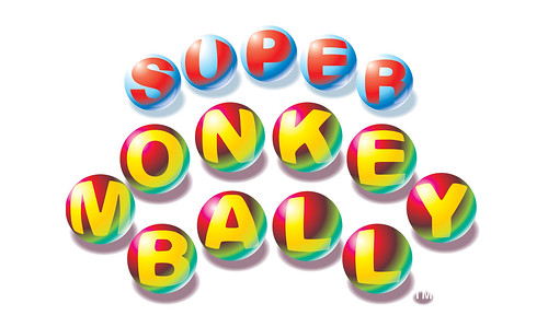 Super Monkey Ball Logo