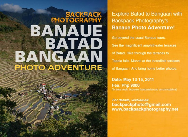 A Photo Tour at Banaue Batad Bangaan
