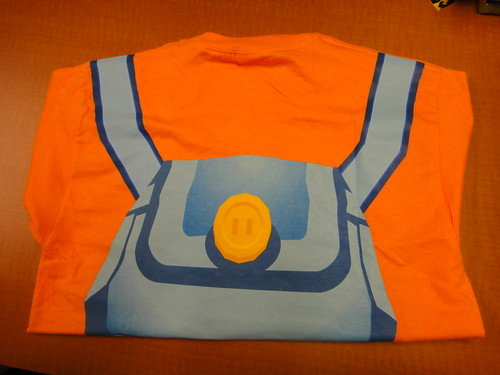 Super Monkey Ball AiAi Shirt