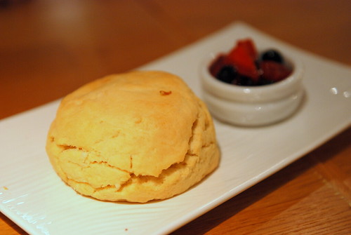 Scones with Berries