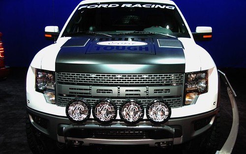 Ford Raptor: Camioneta Pick Up para exigentes rutas