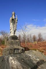 Mass Rock at Mass Hill, Cloonacool, Tubbercurry, Co. Sligo (Alan Lonergan) Tags: ireland england irish english catholic mass emancipation romancatholic persecution cosligo massrock tubbercurry penallaw cloonacool masshill
