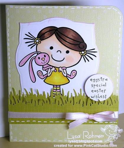 Betty & Bunny