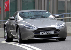 Aston Martin | V8 | Vantage | MZ 5661 | Central District | Hong Kong | China (Christian Junker | PHOTOGRAPHY) Tags: auto china car canon hongkong eos grey automobile asia front exotic 7d supercar v8 aston sar astonmartin coup hongkongisland vantage luxurycar britishcar centraldistrict carspotting astonmartinv8vantage supersportscar v8vantage 18135mm worldcars mz5661