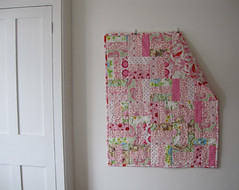 Small patchwork quilt tutorial (flossieteacakes) Tags: robert cherries pattern quilt amy jane cut heather sewing free fresh bailey butler patchwork tutorial throw nicey kaufman