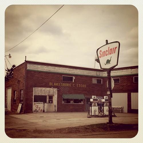 . blakesburg store .