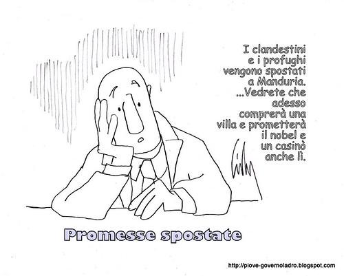 Promesse Spostate by Livio Bonino