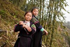 Hmong Kids (Ami Faran) Tags: portrait people color girl kids female canon asia vietnam aasia sapa hmong laochai hilltribe blackhmong flickraward 6millionpeople 5dmarkii amifaran