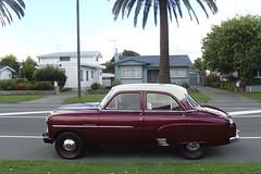 1956 Vauxhall Velox EIP (Home Land & Sea) Tags: old newzealand car nz british 1956 napier pointshoot sonycybershot hawkesbay vauxhall velox eip dsch3 homelandsea