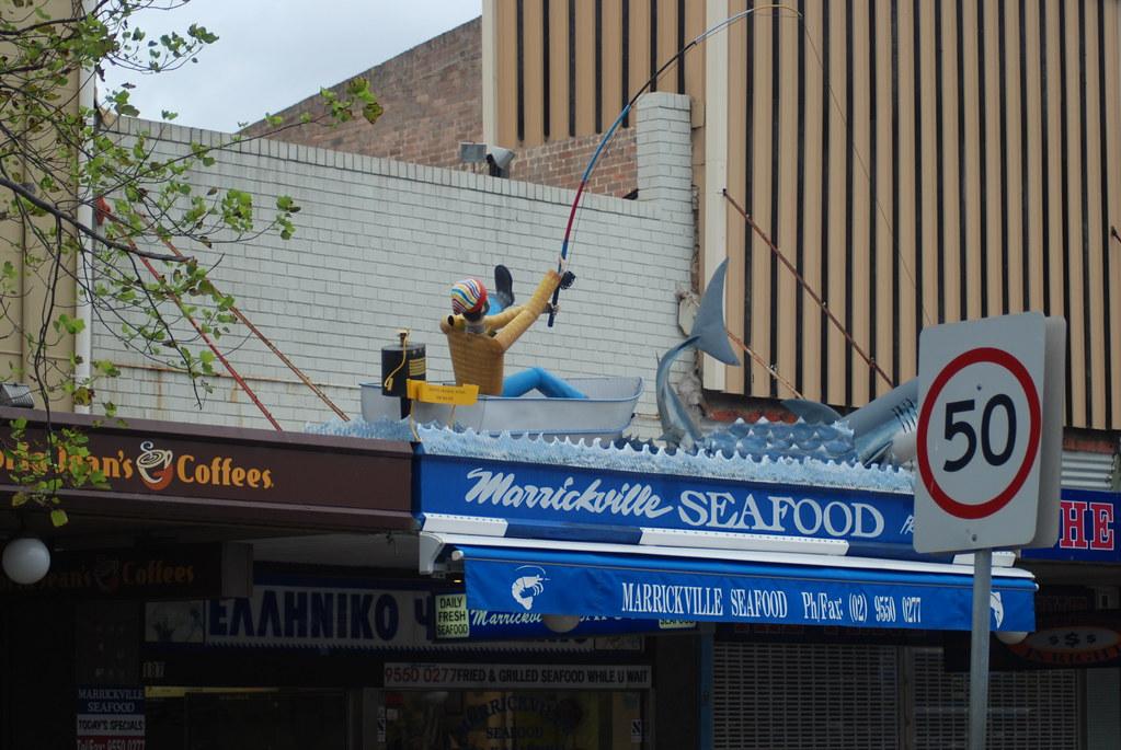 Marrickville Road - Marrickville NSW - 2 April 2011
