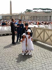 Papal Audience 20030430 059