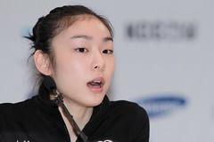 All That Skate Spring 2011 / Figure Skating Queen YUNA KIM ({ QUEEN YUNA }) Tags: korea queen olympic figureskating worldchampion figureskater olympicchampion yunakim   kimyuna  allthatskatespring2011