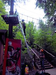 P8234072e (topzdk) Tags: treeclimbing summer 2016 czechrepublic ski slope lanovy park