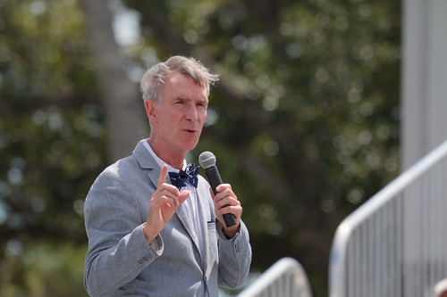 Bill Nye on OSIRIS-REx