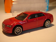 MATCHBOX 2015 CHRYSLER 300 1/64 (ambassador84 OVER 6 MILLION VIEWS. :-)) Tags: matchbox 2015chrysler300 diecast chrysler