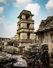 Palenque, Chiapas, Mx (Rod Waddington) Tags: mexico mexican chiapas palenque maya mayan ruins ruinas stone rock architecture historical historic outdoor traditional unesco building