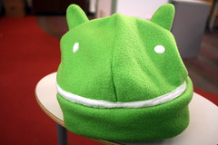 Day 24: Happy Android Hat